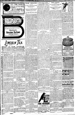 Logansport Pharos-Tribune from Logansport, Indiana on September 20, 1896 · Page 6