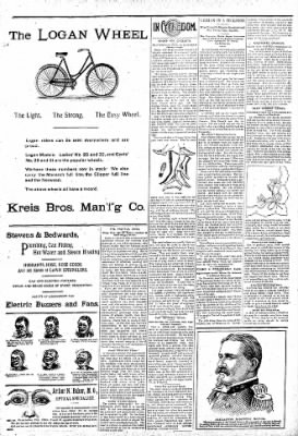 Logansport Pharos-Tribune from Logansport, Indiana on May 31, 1896 · Page 10