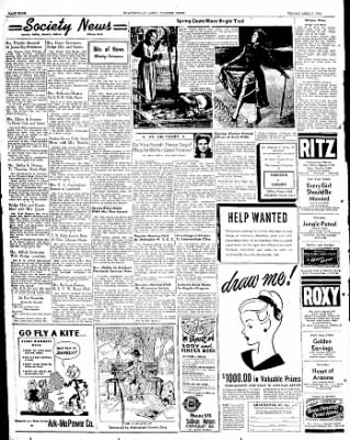 The Courier News from Blytheville, Arkansas on April 1, 1949 · Page 4