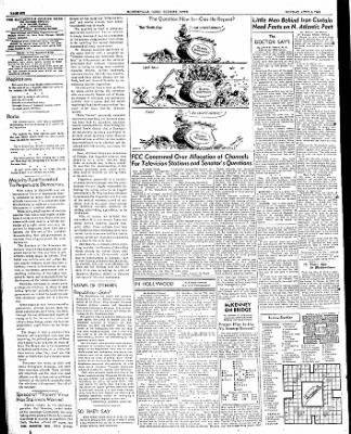 The Courier News from Blytheville, Arkansas on April 4, 1949 · Page 6