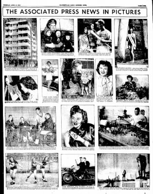 The Courier News from Blytheville, Arkansas on April 5, 1949 · Page 9