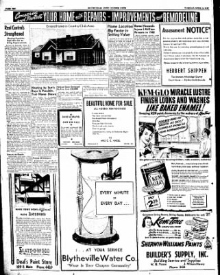 The Courier News from Blytheville, Arkansas on April 5, 1949 · Page 10