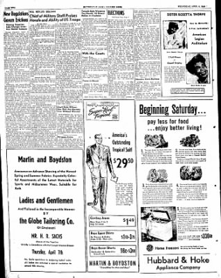 The Courier News from Blytheville, Arkansas on April 6, 1949 · Page 2