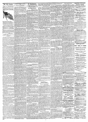 Janesville Daily Gazette from Janesville, Wisconsin on August 28, 1861 · Page 2