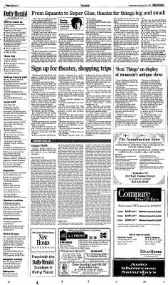 The Daily Herald from Chicago, Illinois on November 24, 1999 · Page 143
