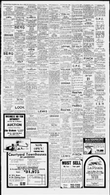 The Palm Beach Post from West Palm Beach, Florida on December 5, 1976 · Page 68