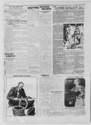The Daily Clintonian from Clinton, Indiana on December 3, 1936 · Page 4