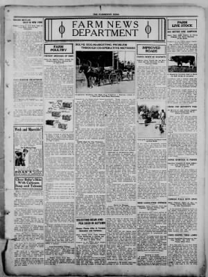 The Fairmount News from Fairmount, Indiana on September 22, 1921 · Page 7