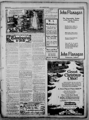 The Fairmount News from Fairmount, Indiana on November 21, 1921 · Page 15