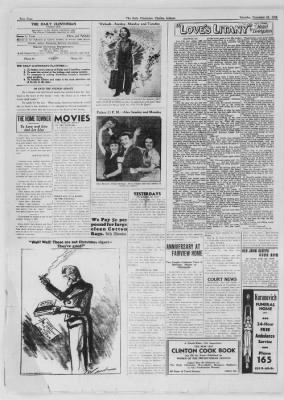 The Daily Clintonian from Clinton, Indiana on December 26, 1936 · Page 4
