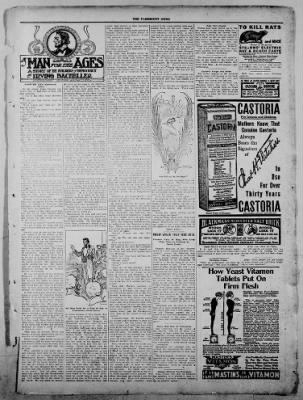 The Fairmount News from Fairmount, Indiana on January 5, 1922 · Page 7