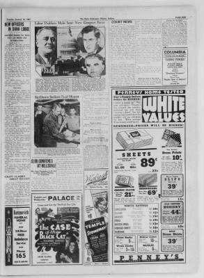 The Daily Clintonian from Clinton, Indiana on January 12, 1937 · Page 5