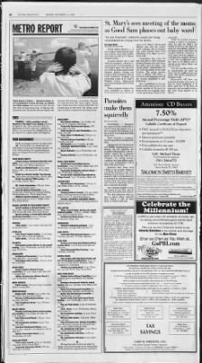 The Palm Beach Post from West Palm Beach, Florida on September 13, 1999 · Page 84