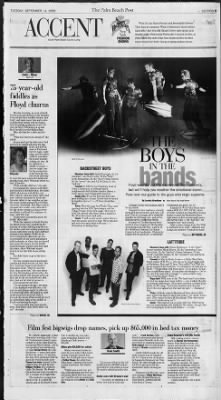 The Palm Beach Post from West Palm Beach, Florida on September 14, 1999 · Page 67