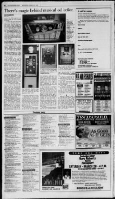 The Palm Beach Post from West Palm Beach, Florida on March 25, 1998 · Page 101