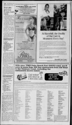 The Palm Beach Post from West Palm Beach, Florida on March 29, 1998 · Page 73