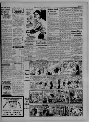 The Daily Clintonian from Clinton, Indiana on August 18, 1944 · Page 7