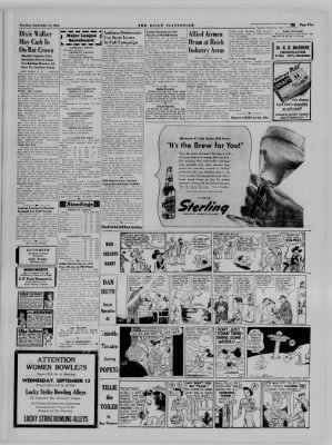 The Daily Clintonian from Clinton, Indiana on September 12, 1944 · Page 5