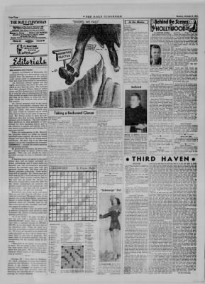 The Daily Clintonian from Clinton, Indiana on October 9, 1944 · Page 4
