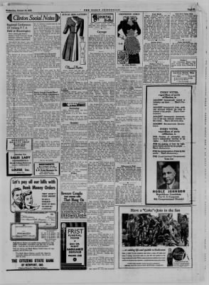 The Daily Clintonian from Clinton, Indiana on October 25, 1944 · Page 5