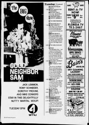 The Palm Beach Post from West Palm Beach, Florida on November 10, 1968 · Page 184
