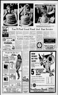 The Palm Beach Post from West Palm Beach, Florida on November 10, 1968 · Page 159