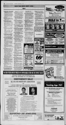 The Palm Beach Post from West Palm Beach, Florida on December 4, 1997 · Page 253