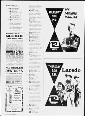 The Palm Beach Post from West Palm Beach, Florida on November 17, 1968 · Page 158