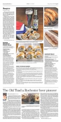 Democrat and Chronicle from Rochester, New York on October 23, 2015 · Page C5