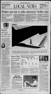 The Palm Beach Post from West Palm Beach, Florida on December 6, 1997 · Page 27