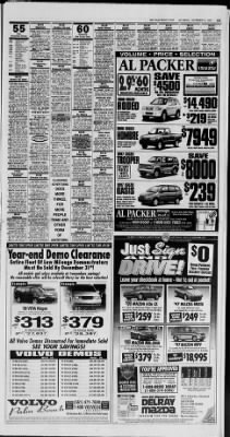 The Palm Beach Post from West Palm Beach, Florida on December 6, 1997 · Page 75