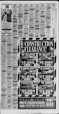 The Palm Beach Post from West Palm Beach, Florida on December 6, 1997 · Page 92