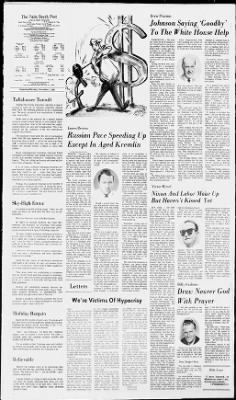 The Palm Beach Post from West Palm Beach, Florida on November 27, 1968 · Page 6