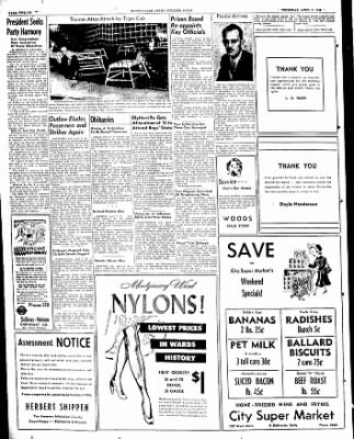 The Courier News from Blytheville, Arkansas on April 7, 1949 · Page 12