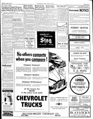 The Courier News from Blytheville, Arkansas on April 8, 1949 · Page 7