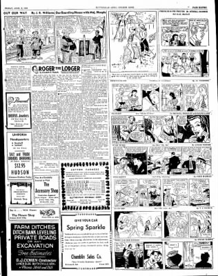 The Courier News from Blytheville, Arkansas on April 8, 1949 · Page 11