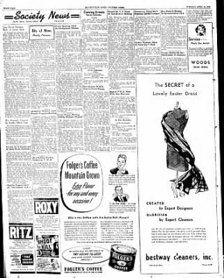 The Courier News from Blytheville, Arkansas on April 12, 1949 · Page 4