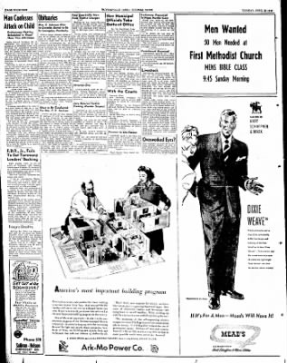 The Courier News from Blytheville, Arkansas on April 12, 1949 · Page 14