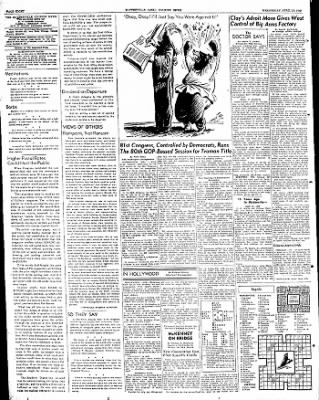 The Courier News from Blytheville, Arkansas on April 13, 1949 · Page 8