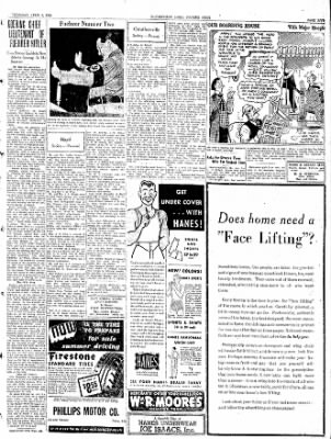 The Courier News from Blytheville, Arkansas on April 7, 1938 · Page 4