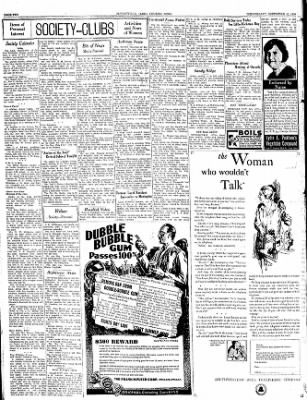 The Courier News from Blytheville, Arkansas on September 10, 1930 · Page 2