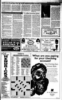 New Braunfels Herald-Zeitung from New Braunfels, Texas on April 21, 1996 · Page 15