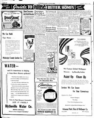The Courier News from Blytheville, Arkansas on April 8, 1947 · Page 6