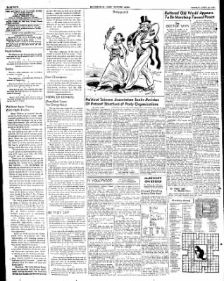 The Courier News from Blytheville, Arkansas on April 18, 1949 · Page 4