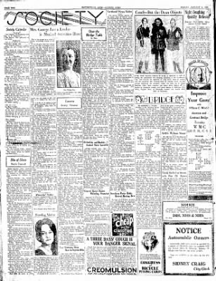 The Courier News from Blytheville, Arkansas on January 5, 1931 · Page 2