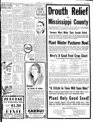 The Courier News from Blytheville, Arkansas on September 16, 1930 · Page 3