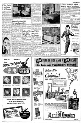 The Logansport Press from Logansport, Indiana on September 11, 1957 · Page 21