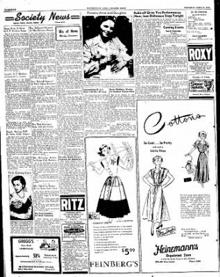 The Courier News from Blytheville, Arkansas on April 21, 1949 · Page 4