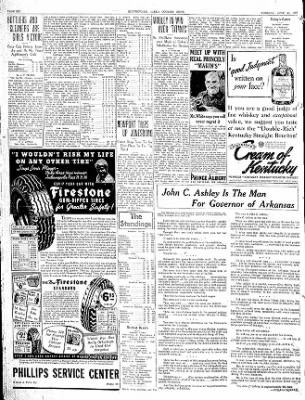 The Courier News from Blytheville, Arkansas on June 30, 1936 · Page 6