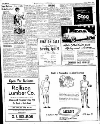The Courier News from Blytheville, Arkansas on April 22, 1949 · Page 12